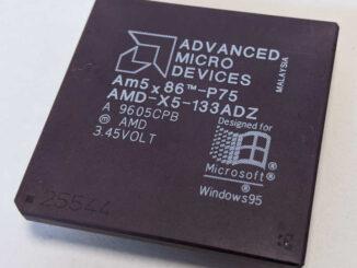 AMD Am5x86-P75 Prozessor
