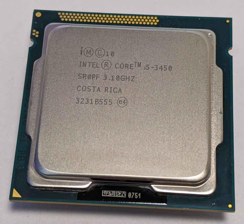 Intel Core i5-3450 Prozessor 3.1GHz CPU