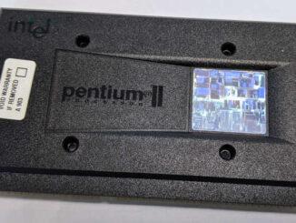 Intel Pentium II 400 Slot 1 Prozessor SL357