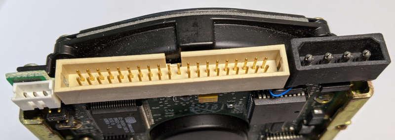 Seagate ST3120A Festplatte 106MB Pins