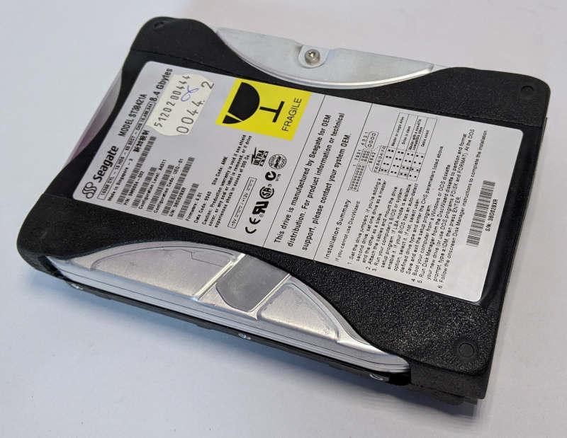 Seagate ST38421A Festplatte IDE ATA
