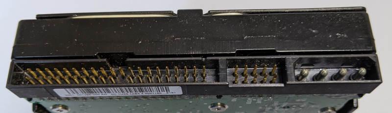 Western Digital Caviar WD2000 200GB HDD Pins