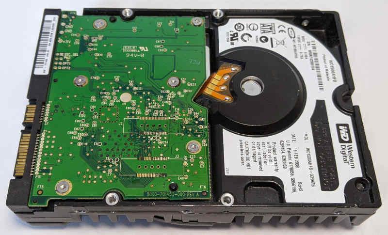 Western Digital WD1500AHFD Raptor X 150GB SATA HDD