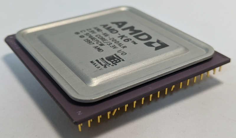 AMD K6-200ALR_Prozessor C9744EPCW (1997)