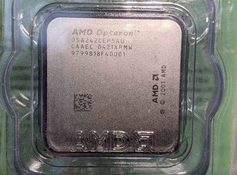 AMD Opteron 242 OSA242CEP5AU Prozessor