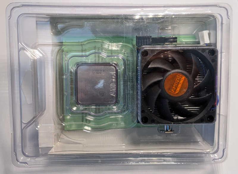 AMD Opteron 242 OSA242CEP5AU Boxed