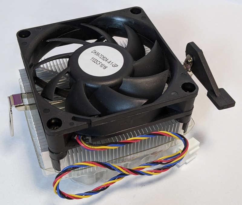 AMD Prozessor A4-3400 Fusion AD34000JZ22GX Kühler