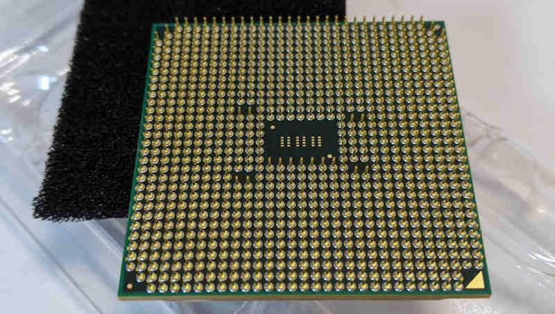 AMD Prozessor A4-3400 Fusion AD34000JZ22GX Pins