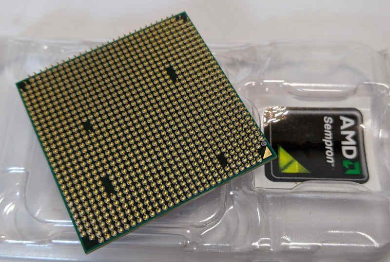 AMD Sempron 140 Prozessor SDX140HBK13GQ Pins