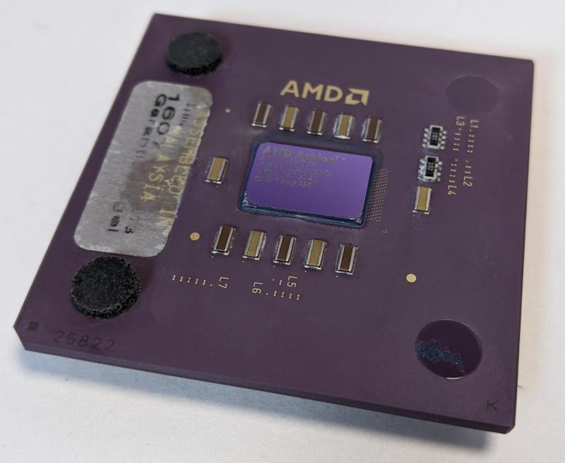 AMD Athlon 1GHz Prozessor A1000AMT3B