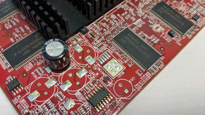 ATI Radeon X600 Grafikkarte RV370 DDR RAM