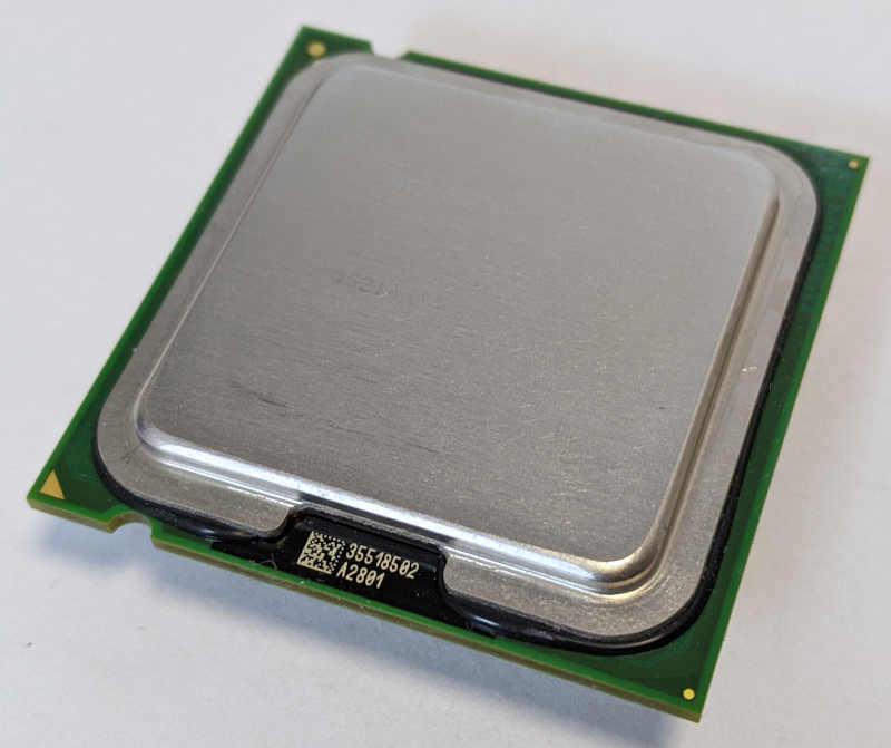 Intel Celeron 2.8GHz Prozessor SL7TN 35518502