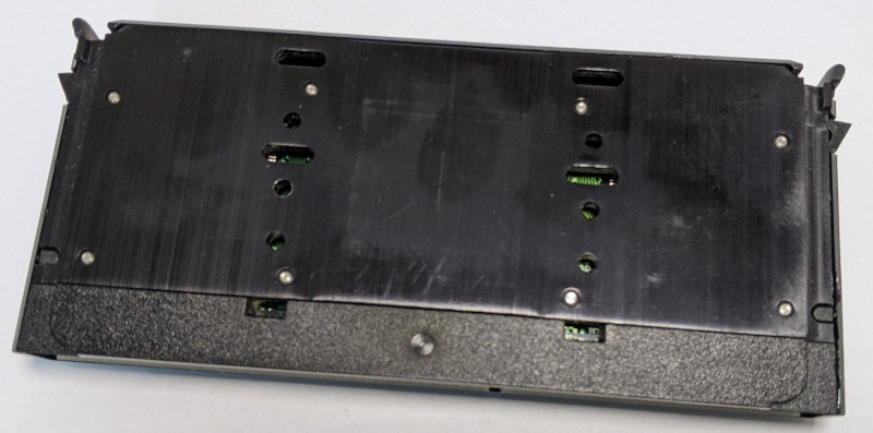 Intel Pentium II 233 80522PX233512EC SL2HF Slot 1 Kühlplatte