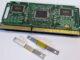 Intel Pentium II 233 80522PX233512EC SL2HF Slot 1 Klammern gelöst