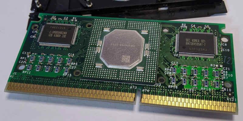 Intel Pentium II 233 80522PX233512EC SL2HF Slot 1 Prozessor