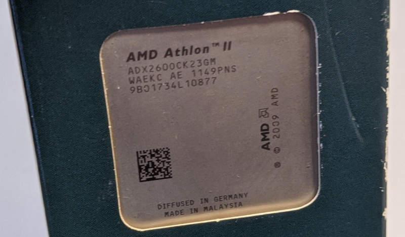 AMD Athlon II X2 260 Multi Core Prozessor