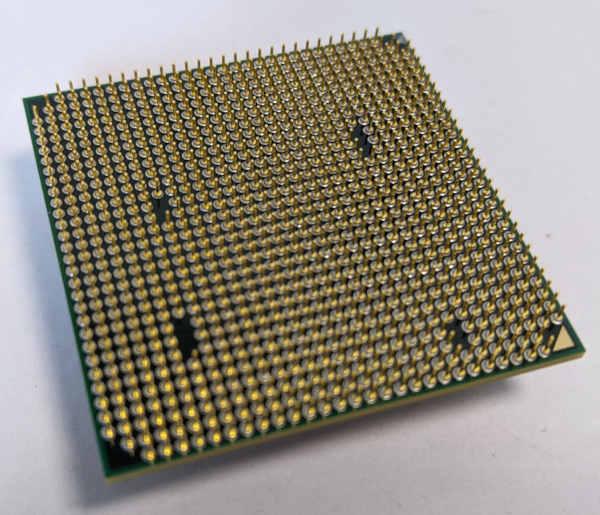 AMD Athlon II X2 260 Multi Core Pins