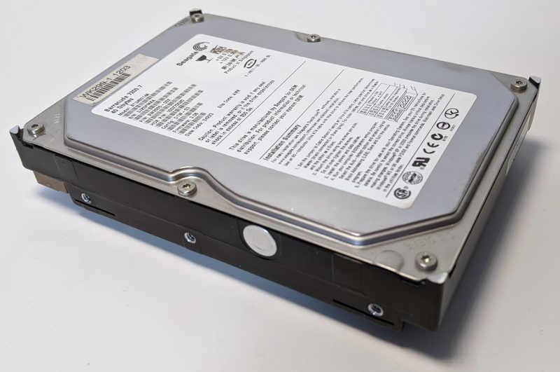 Seagate Barracuda ST340014A Festplatte IDE 7200 UPM