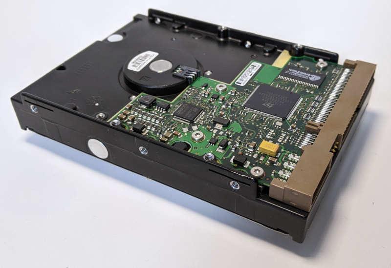 Seagate Barracuda ST340014A Festplatte IDE Elektronik