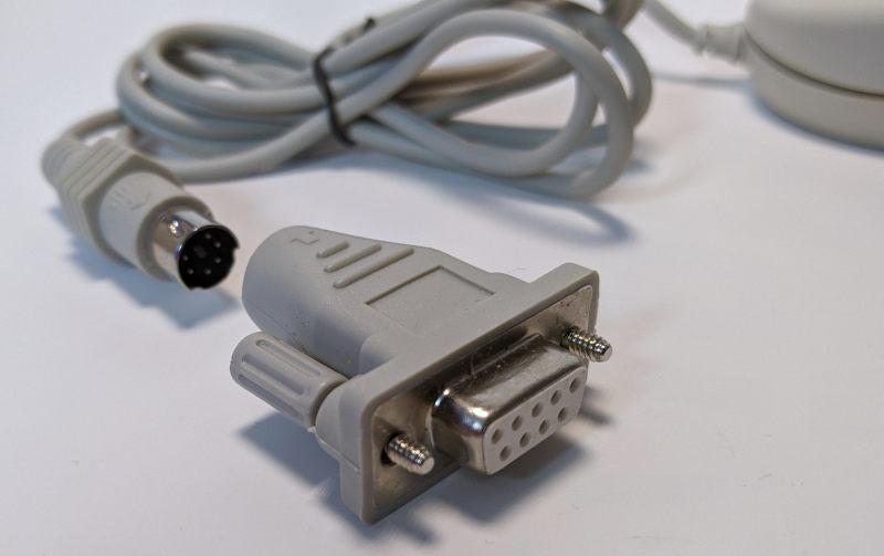 Adapter PS/2-Seriell für PS2-Maus