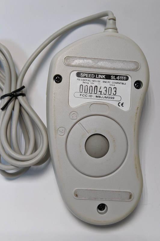 Speed Link SL-6111 Maus für Windows (gebraucht)