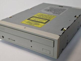 Mitsumi CRMC-FX001 CD-ROM Laufwerk non-IDE