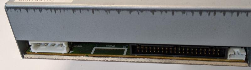 Mitsumi CRMC-FX001 CD-ROM Laufwerk non-IDE - Interface
