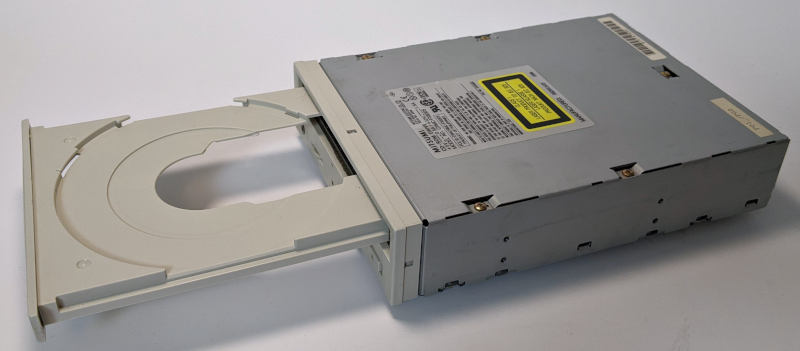 Mitsumi CRMC-FX600S CD-ROM IDE ATAPI Schublade