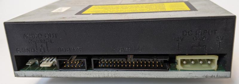 Sony CDU33A-01 CD-ROM non-IDE Interface