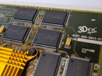 3Dfx Interactive AGP Grafikkarte Elpin Voodoo Banshee EliteMT RAM