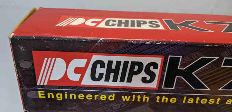 PC-Chips PC-Mainboard K7 M863G SiS 741GX Logo
