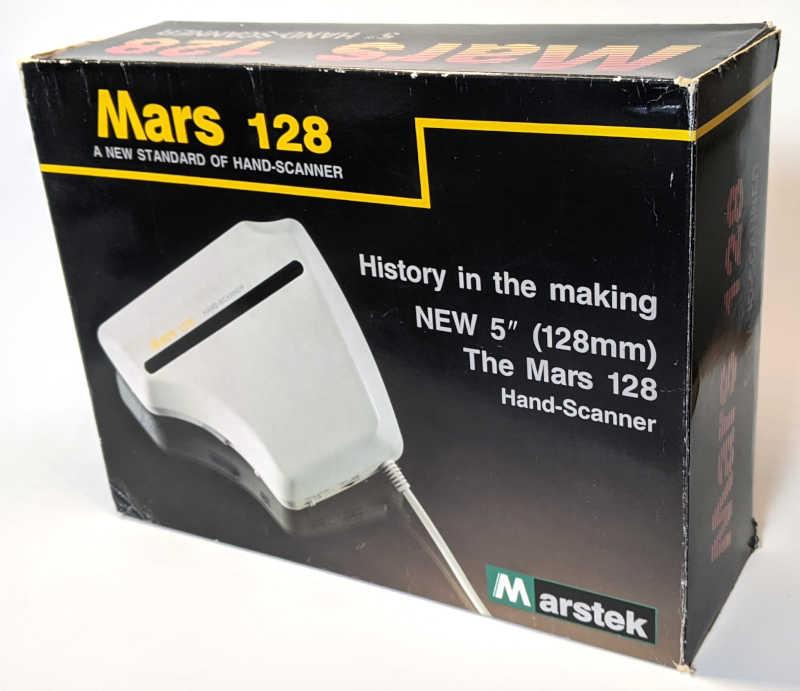 Marstek Mars 128 Hand Scanner - Originalverpackung
