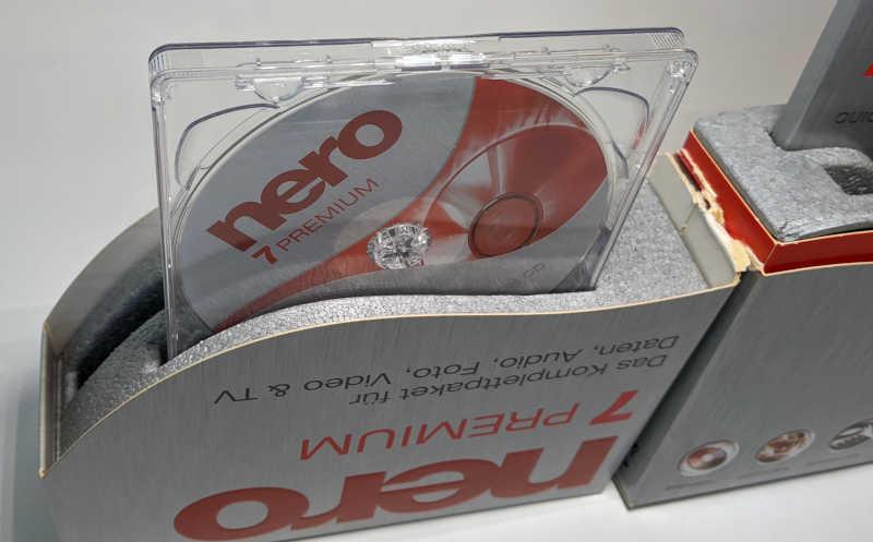 Nero 7 Premium Brennprogramm CD-Recording Software CD-ROM