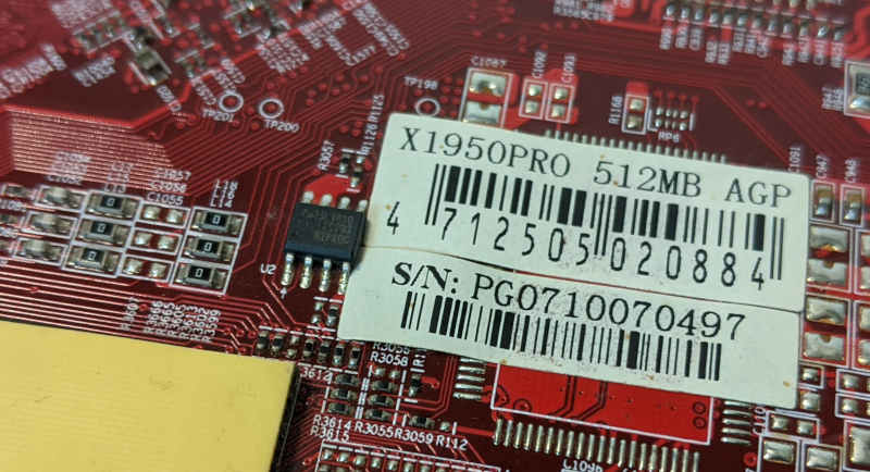 PowerColor X1950 PRO Grafikkarte - 4712505020884
