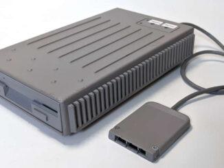 Interact Memory Disk Drive für Sony Playstation 1 - Diskettenlaufwerk
