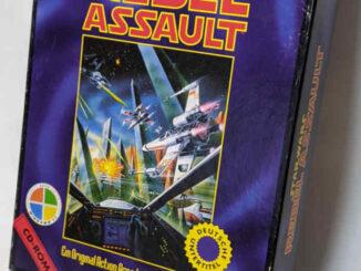 PC-Spiel Star Wars Rebel Assault - BigBox - Originalverpackung